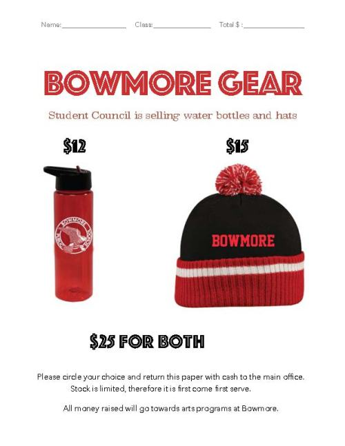 Bowmore Gear
