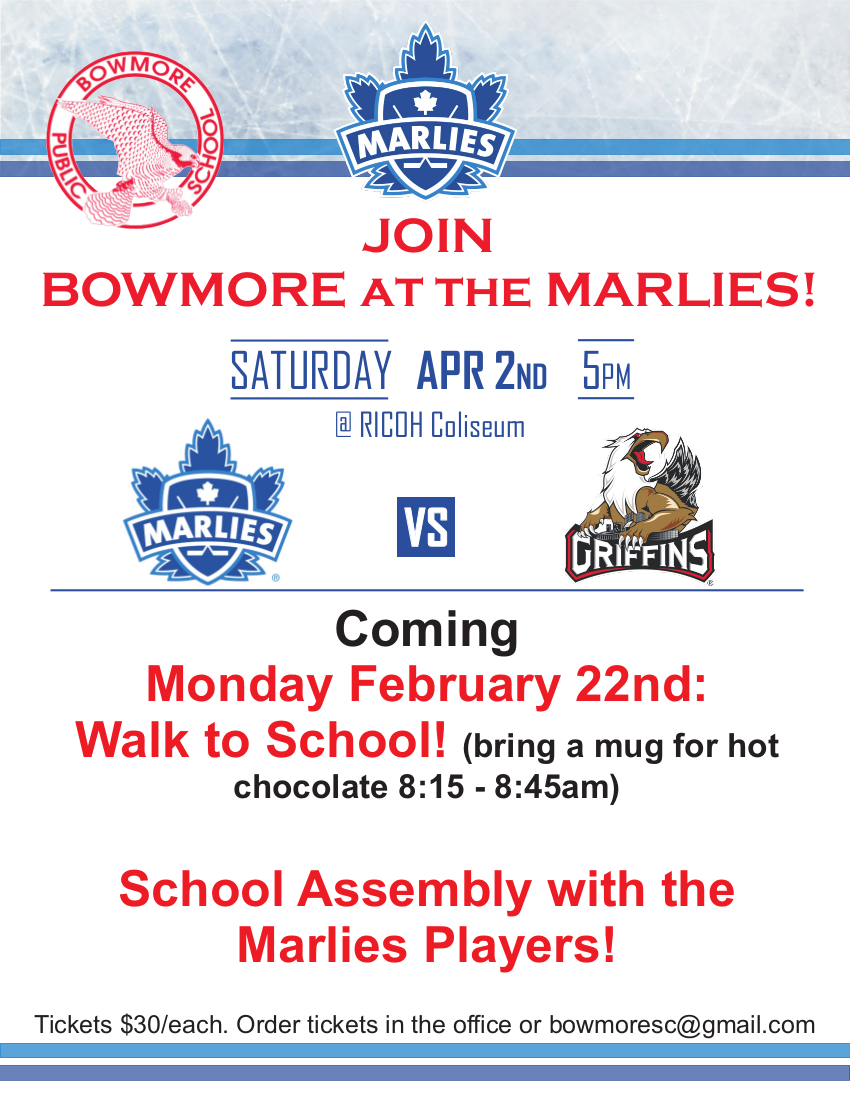 Marlies Assembly_HotChoc_Flyer