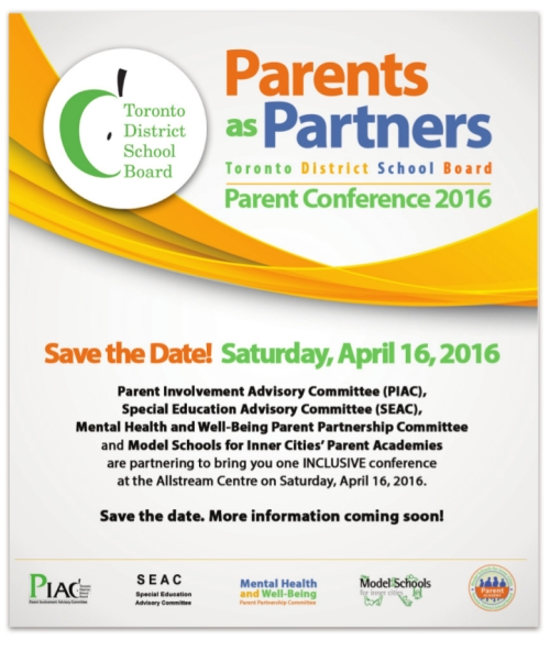 TDSB Parents as Partners