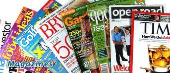QSP Magazine Campaign