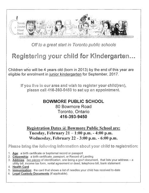 kindergarten-registration