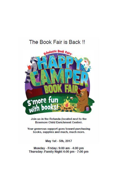 Book Fair Week 1